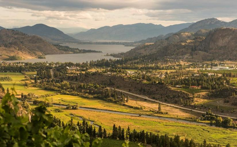 Travel News : Okanagan Lake